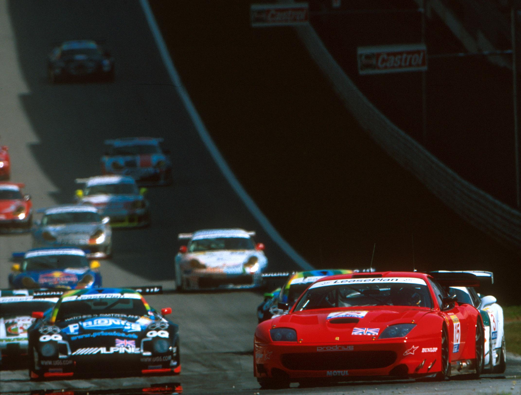 Ferrari A1-ring lead