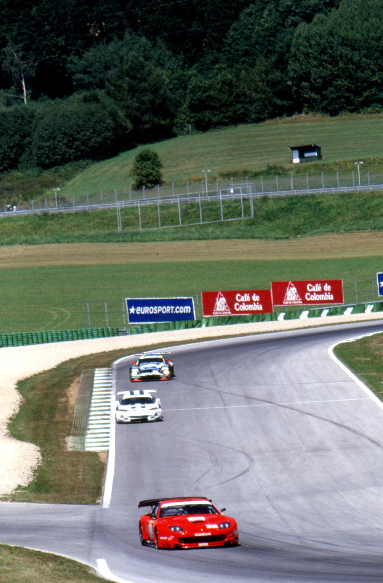 Ferrari A1-ring race