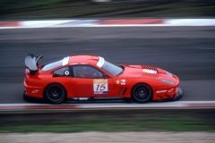 Ferrari Nurnburgring race