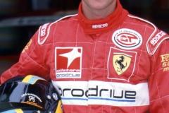 Ferrari Rickard+helmet