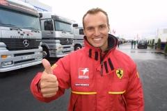 Rickard Ferrari jacka 2001