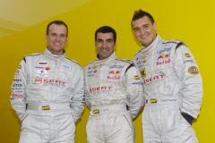 Jordi,Frank,Rickard närbild