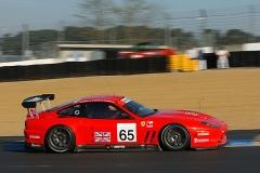 Rydell Le Mans test3