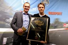 Gustav Malja, Rydell Special Award 2012